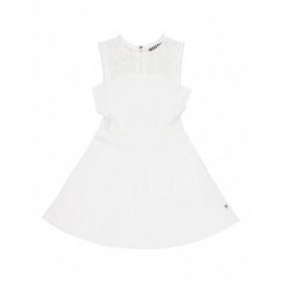 Frankie & Liberty Kacy Dress Off White