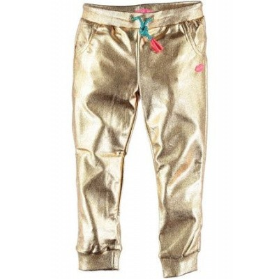 Foto van Kidz-art girls jogpants gold