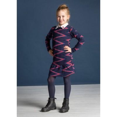 Quapi girls Talicia Dress Navy