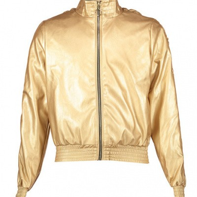Frankie & Liberty Lavin Jacket Rose Metallic