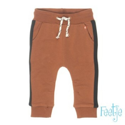 Feetje baby boy pants brown