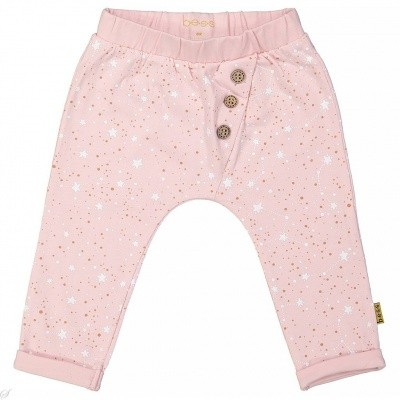Bess baby girl pants space pink