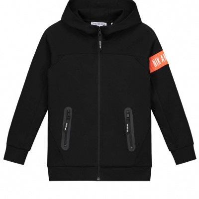 Nik & Nik boys Murphy Jacket Black