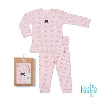 Foto van Feetje Dots Doreen Sleepwear Pink