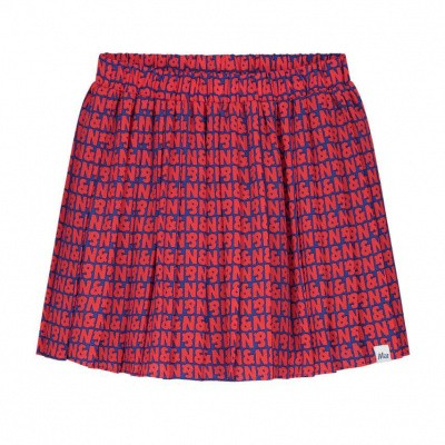 Nik & Nik girls Cassie Skirt River Blue