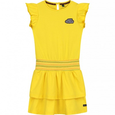 Quapi girls dress Amanda banana yellow