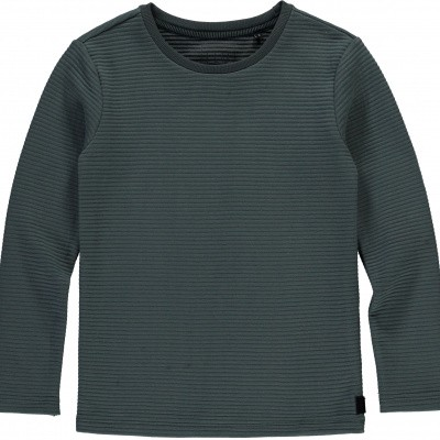 Foto van LEV boys Bale Long sleeve Grey steel