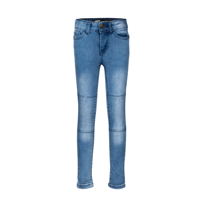 Foto van Dutch dream Denim skinny jeans Mwezi mid blue
