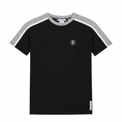 Nik & Nik boys Moss T-shirt Black