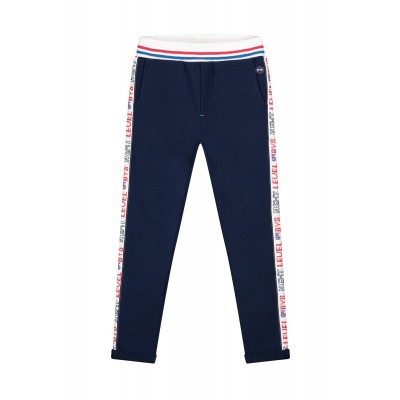 Foto van Quapi Awley Sweat Pants Dark Blue