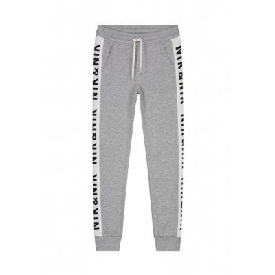 Foto van Nik & Nik Boys Jogpants Light Grey