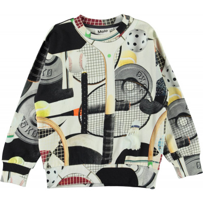 Molo boys sweater sports gear
