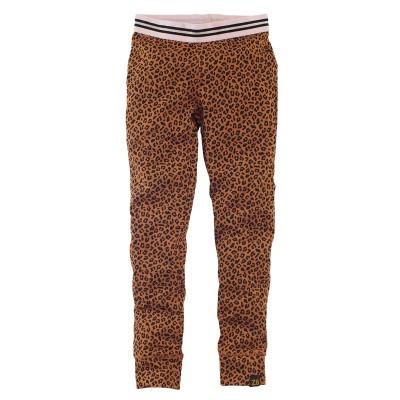 Z8 girls limited edition legging Anastacia cognac leopard