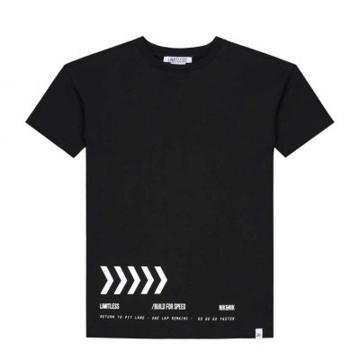 Nik & Nik Boys Limitless T-shirt Black