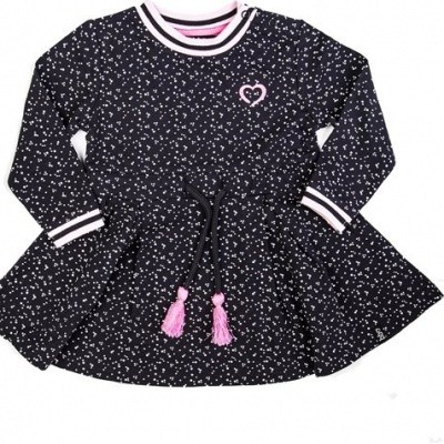 Beebielove baby girls Sweat dress MUL