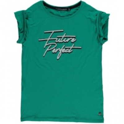 Frankie & Liberty Gaia Tee Emerald green
