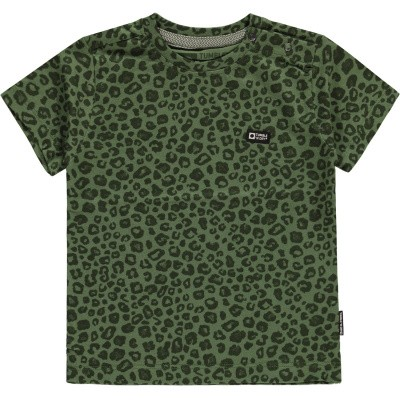 Tumble 'n Dry Baby Boy Shirt Thigo Vineyard Green