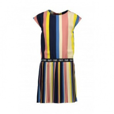 Foto van Flo dress stripe
