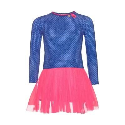 Foto van Mim-pi jurk blue/pink tule