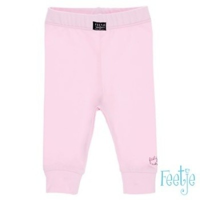 Feetje newborn girl legging uni The Cutest Pink