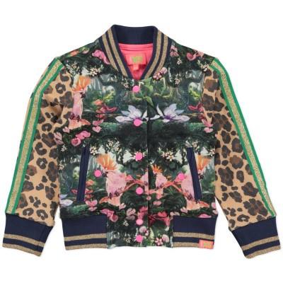 Foto van Funky xs girls botanic jacket