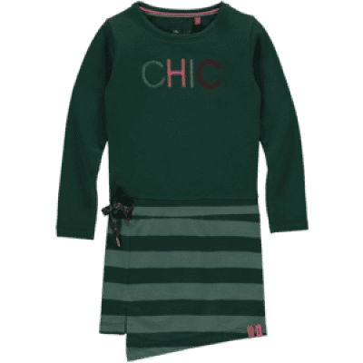 Foto van Quapi girl Thana Dress Bottle Green