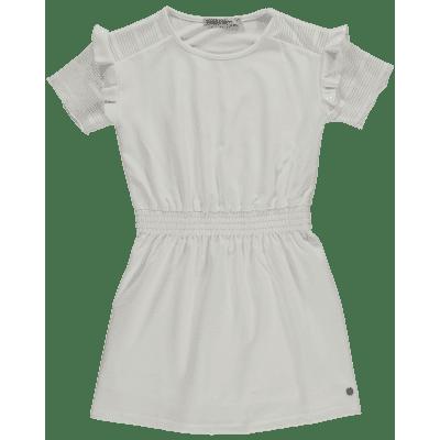 Frankie & Liberty Jewi Dress Off White