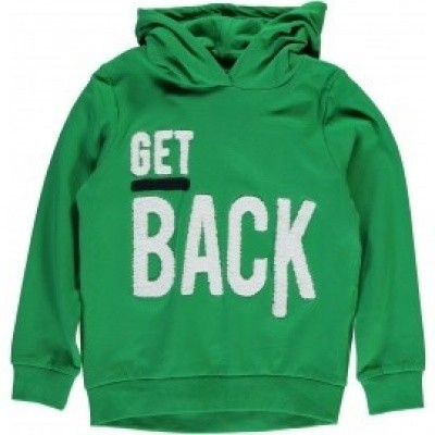 Foto van Name it boys sweater get back green