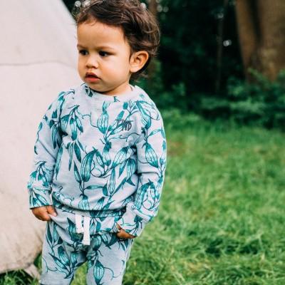 Tumble n dry baby longsleeve Aidan