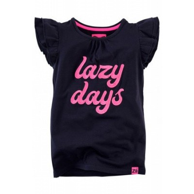 Foto van Z8 girls Ulrike T-shirt Noisy Navy