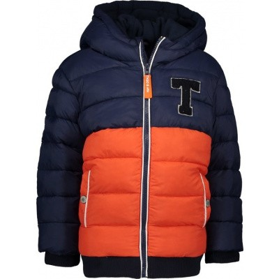 Foto van Tygo & Vito Winterjas T&V Sporty Jacket Navy