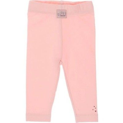 Feetje baby girl legging Roze Love you
