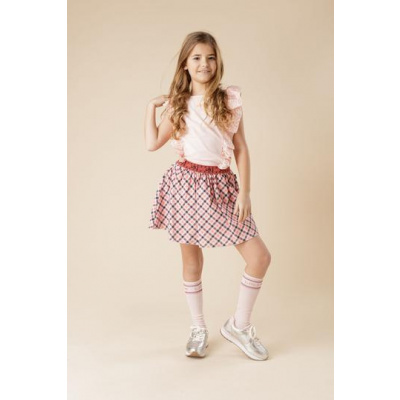 Foto van Little miss juliette rok multi ruit