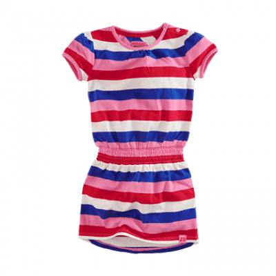 Z8 baby girls dress Milou stripes