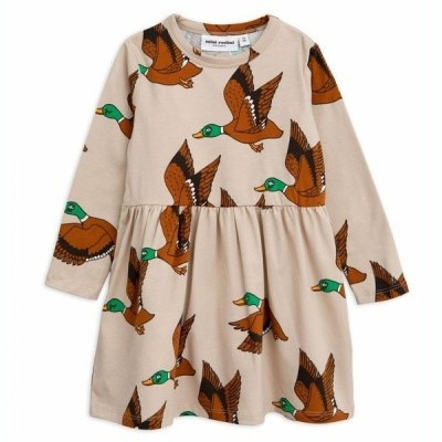 Foto van Mini Rodini dress ducks AOP