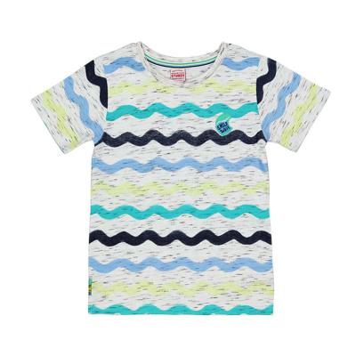 Foto van Sturdy shirt zigzag