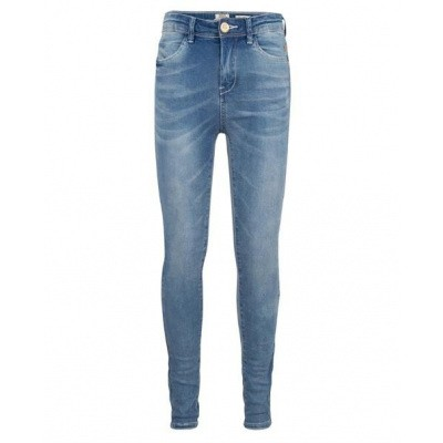 Foto van indian blue jeans girls super skinny high waist