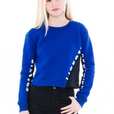 Frankie & Liberty Gigi Sweatshirt Royal blue