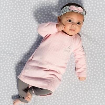 Quapi newborn jurkje Zabine sweet rose