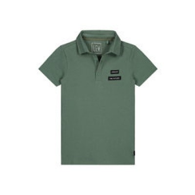 Levv Boys Polo Fokko Leaf Green