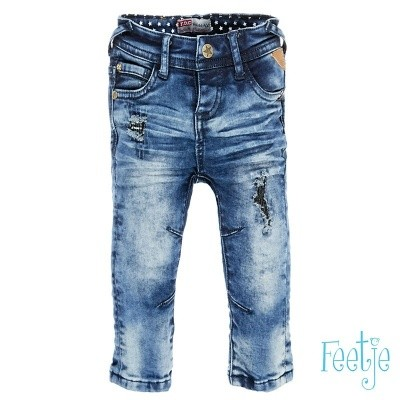 Feetje baby boy denim blue