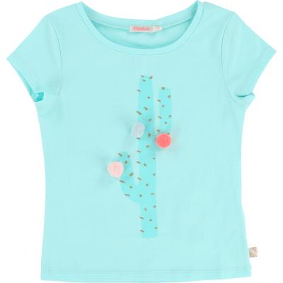 Foto van Billieblush T-shirt Cactus Turquoise