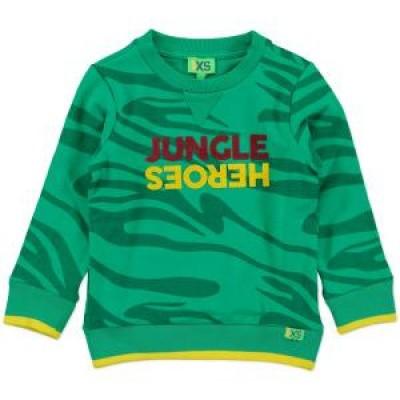 Funky xs boys camouy sweater