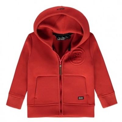 Tumbl;e n Dry baby boy vest Kay orange red