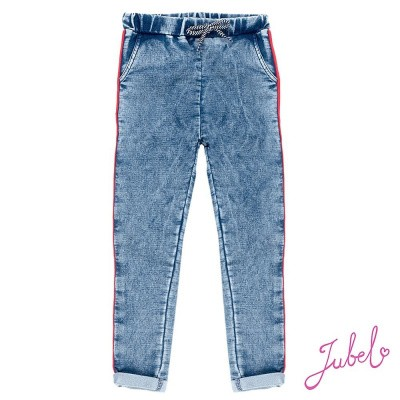 Jubel Broek Denim look- Funbird