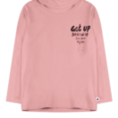Foto van Ammehoela girls top old pink