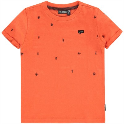 Foto van Tumble n dry boys shirt Dehli orange