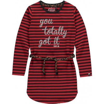 Quapi dress Lamira 2diva stripe