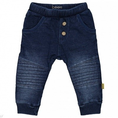 Bess baby boy jogpants denim look