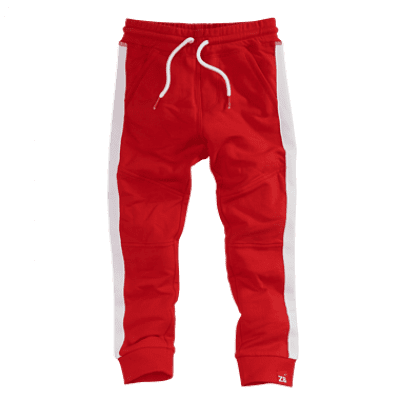 Foto van Z8 boys jogpants Siem red pepper